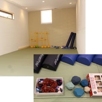畳のフリースペース画像
